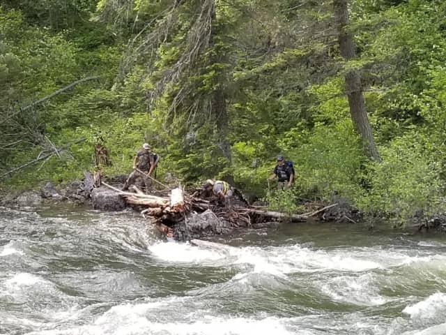 The search has been canceled for four men, including two Mahopac brothers, who have been missing for more than a week after their SUV crashed in the whipping waters of a river in Idaho.