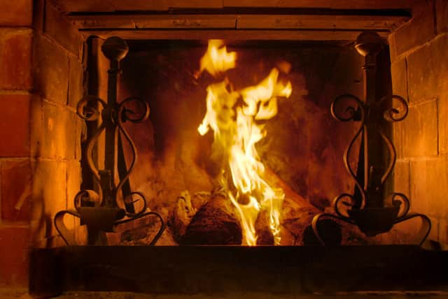 Reduce your impact on air quality this winter when burning wood.