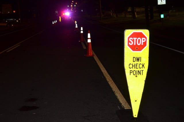Police agencies in Dutchess County arrested 25 allegedly impaired drivers.