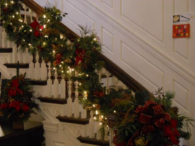 St. Philip Roman Catholic Church in Norwalk will hold a Victorian Festival and Christmas tree lighting beginning Friday, Dec. 4 and running through Saturday, Dec. 5.
