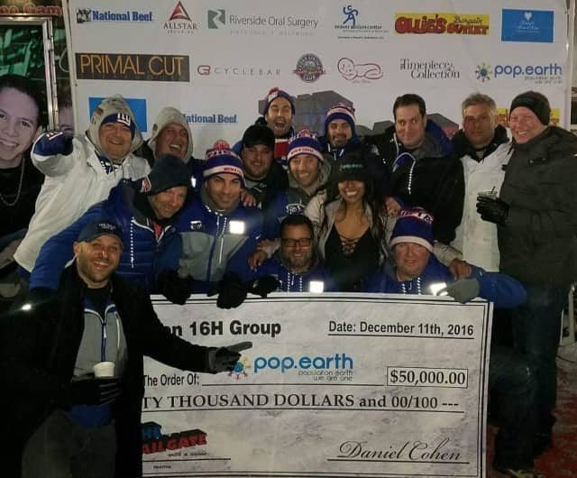 Tailgate With A Cause raised more than $50,000 for Pop.Earth.
