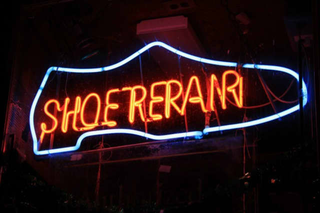 Rocco's Shoe Repair shop can keep the iconic sign in the Suffern store's window.
