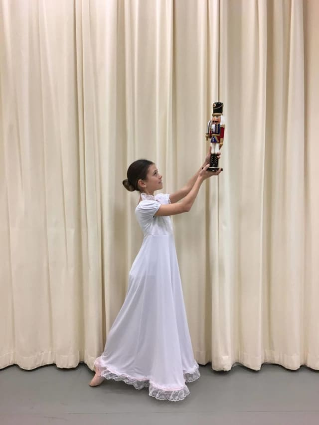 "Clara and her eponymous Christmas toy will dance their way into the hearts of adults and children alike at the Scarsdale Ballet Studio's production of ""The Nutcracker"" this Sunday at SUNY Purchase."