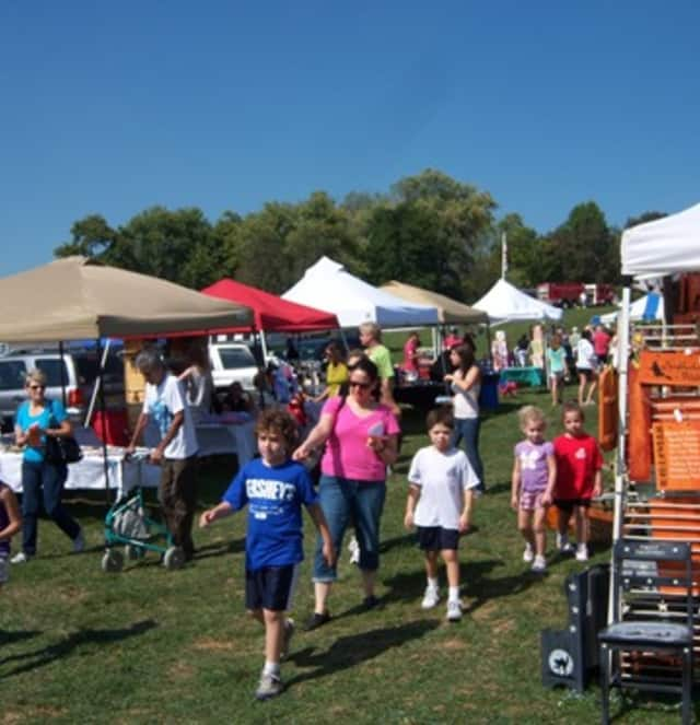 The Ringwood Harvest Fest Craft Fair will begin on Tuesday, Oct. 6.