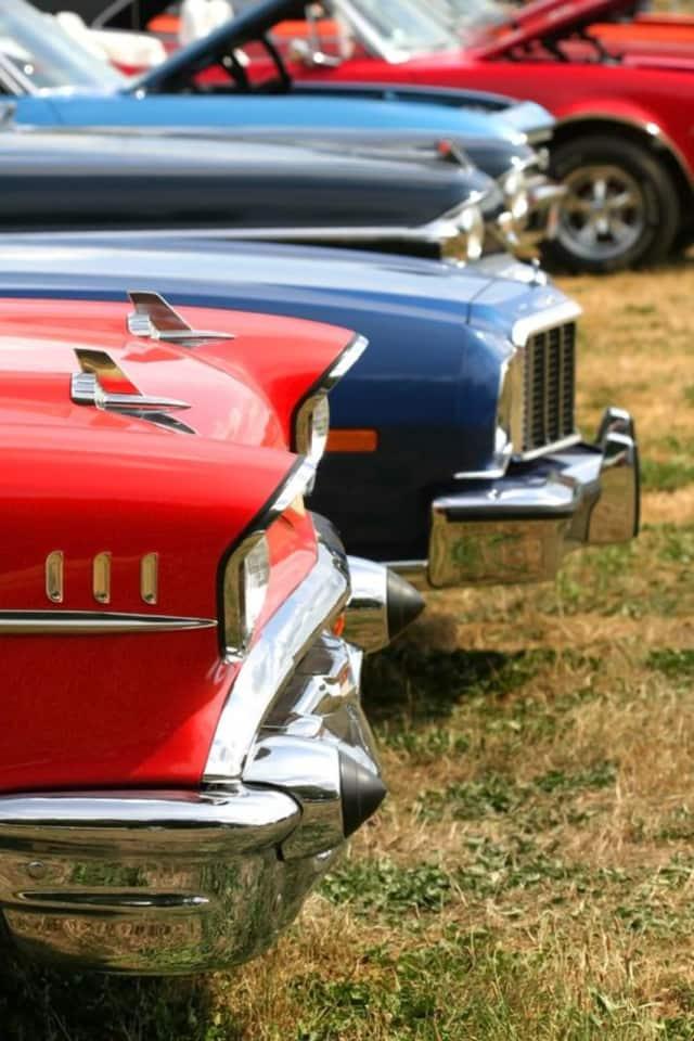 Memorial Middle School PTO in Fair Lawn first annual car show benefits the Fair Lawn Police Department's LEAD program.