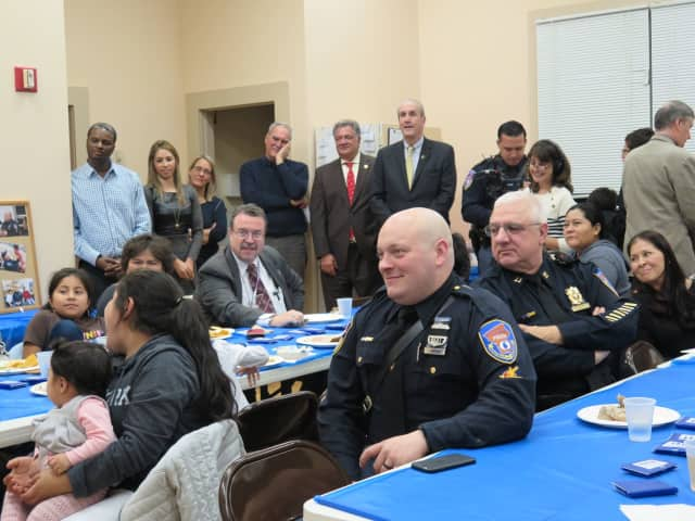Westchester County Police will host Cops and Cones in Mount Kisco.