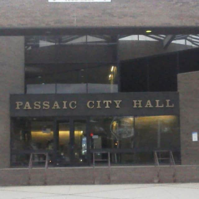 Passaic City Hall.