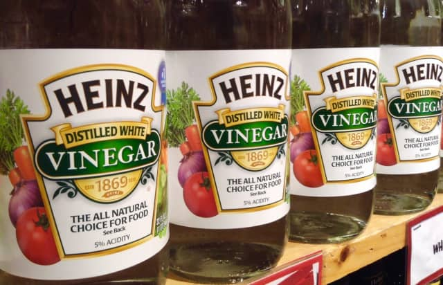 Vinegar may not be the best cleaning solution for your house.