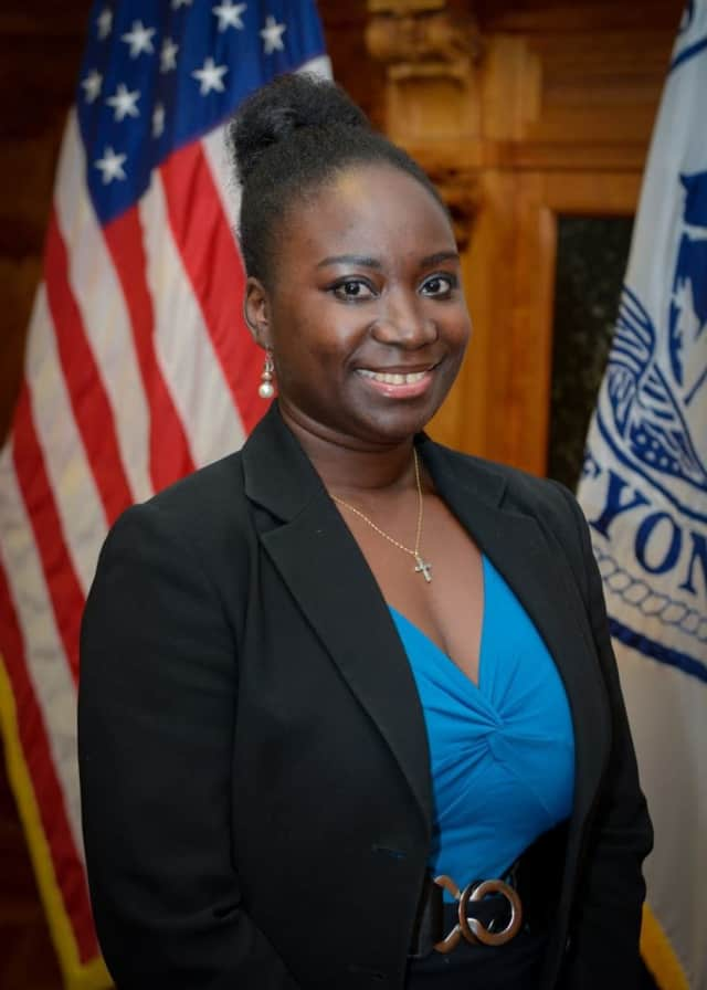 Helen Aggrey was named as the City of Yonkers Second Deputy Corporation Counsel.