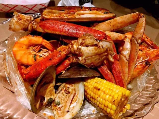 The King Crab in White Plains opened on Sept. 8