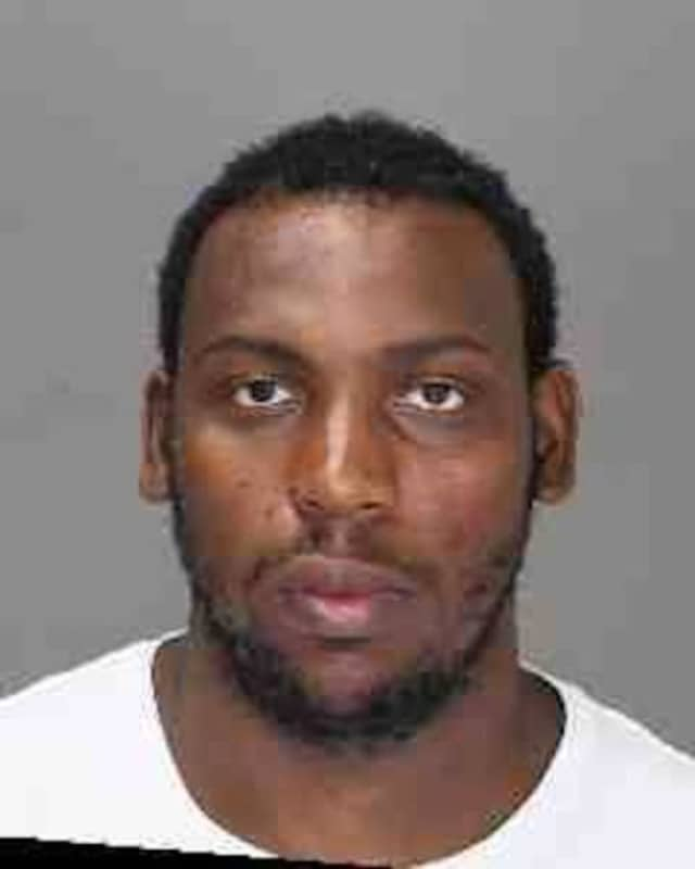 Pelege Brevil is wanted by the Ramapo Police for assault.