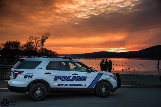 Peekskill and New York State Police are investigating a potential suspicious man.