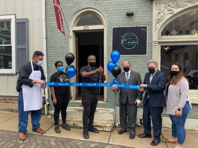 The Comeback Cafe is newly opened at 60 South Main St. in Phillipsburg.