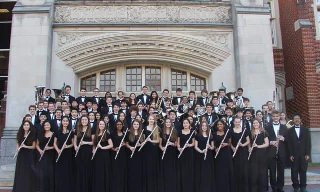 The Scarsdale Wind Ensemble will perform in Australia in a few weeks.