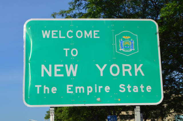 Million dollar earners have dropped in New York for the first time since 2009.