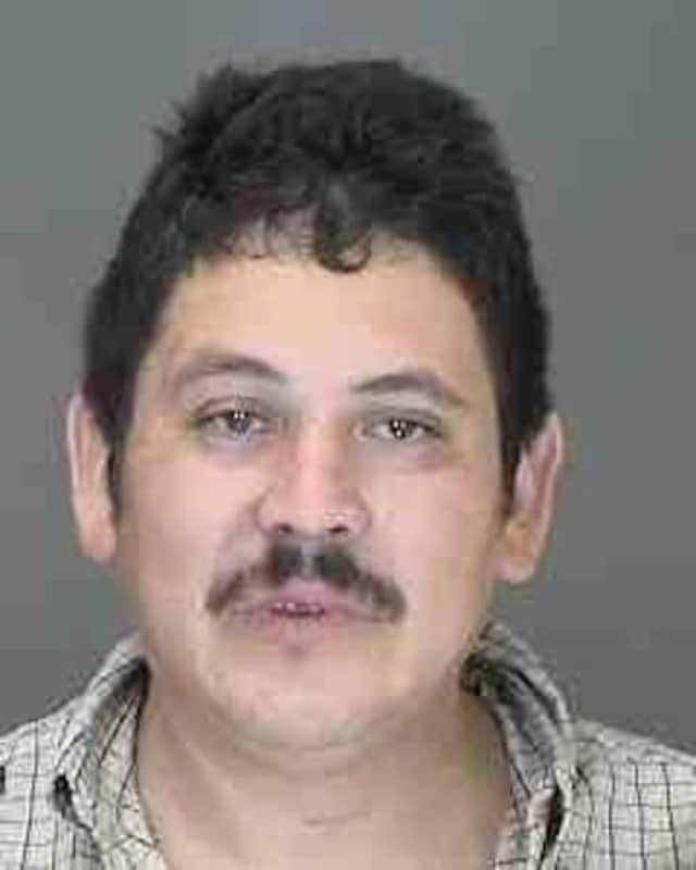 Richardo Palma-Lopez is wanted by the Ramapo Police Department for criminal mischief.