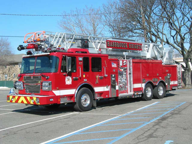 Hasbrouck Heights Fire Department.