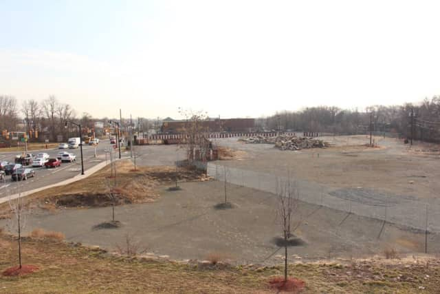 The Main Street site of a 1995 explosion will soon boast an LA Fitness and CVS, NorthJersey.com reports.