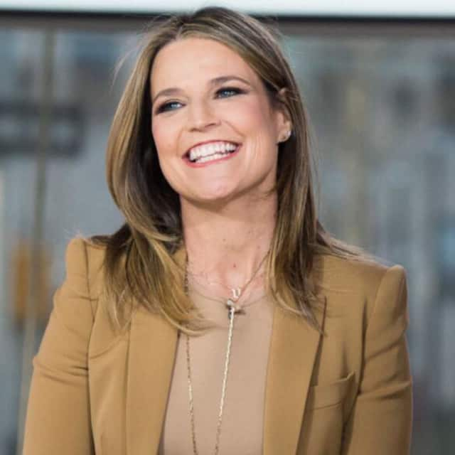 """Today"" Co-Anchor Savannah Guthrie."