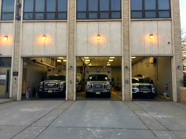 Lyndhurst Police Emergency Squad rigs.