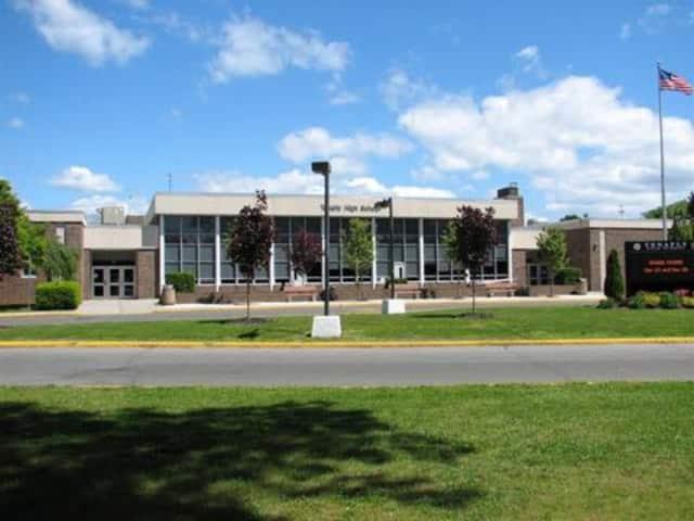 Bergen County Technical High School in Teterboro.