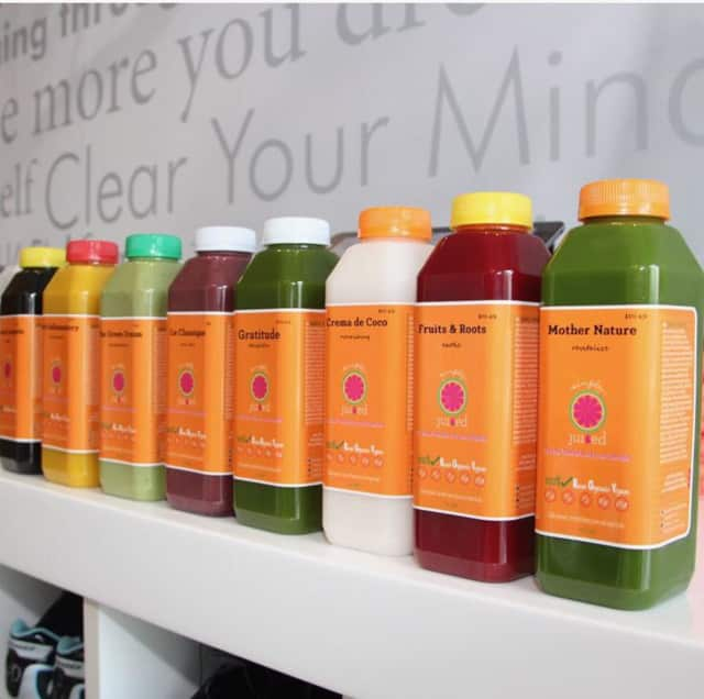 Simply Juiced is opening Tuesday in Fort Lee.