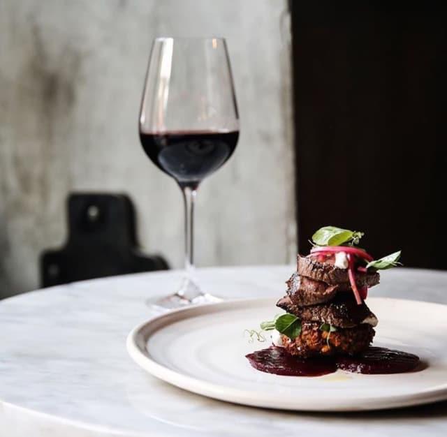 Modern Australian cuisine is on the menu at Flinders Lane in Stamford.