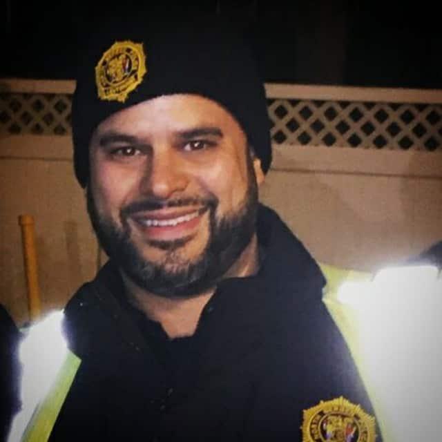 North Bergen Police Lt. Alex Guzman of Carlstadt.