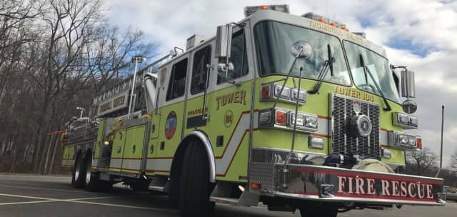 Trumbull Volunteer Fire Company