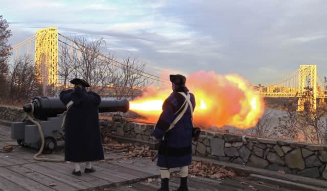 Fort Lee honors its post with Revolutionary War events and remembrances.