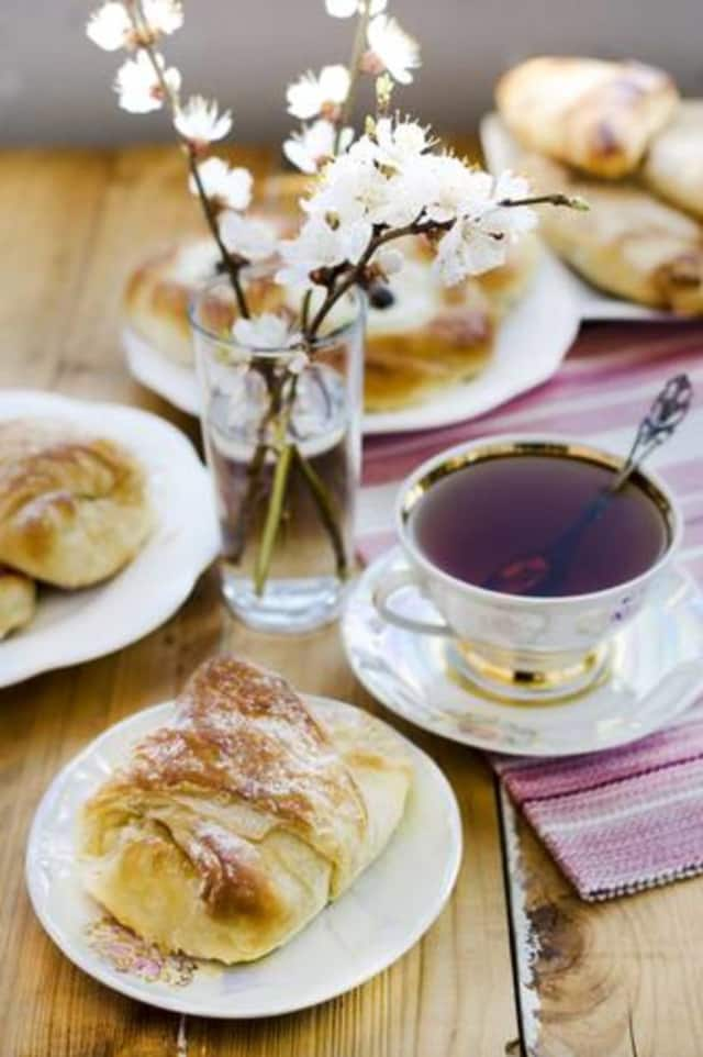 Have high tea with the ladies of the Clifton Assembly in April.