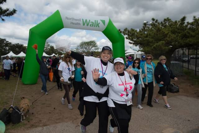 The Northwell Health Walk takes place on May 21 in Yorktown Heights.