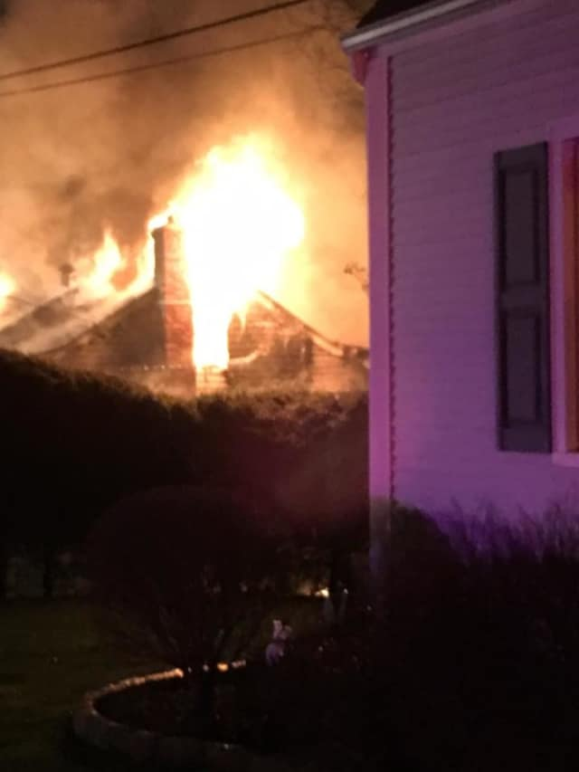 A husband and wife were killed in a house fire on Monday morning in Yorktown Heights.
