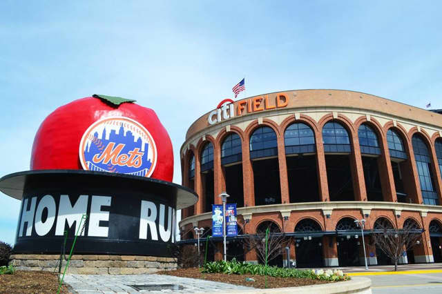 A Westchester man was found lying dead in front of Citi Field.