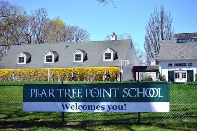 Pear Tree Point School in Darien will close at the end of the 2017-18 school year.