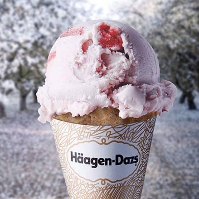 Get your free Häagen-Dazs scoop!