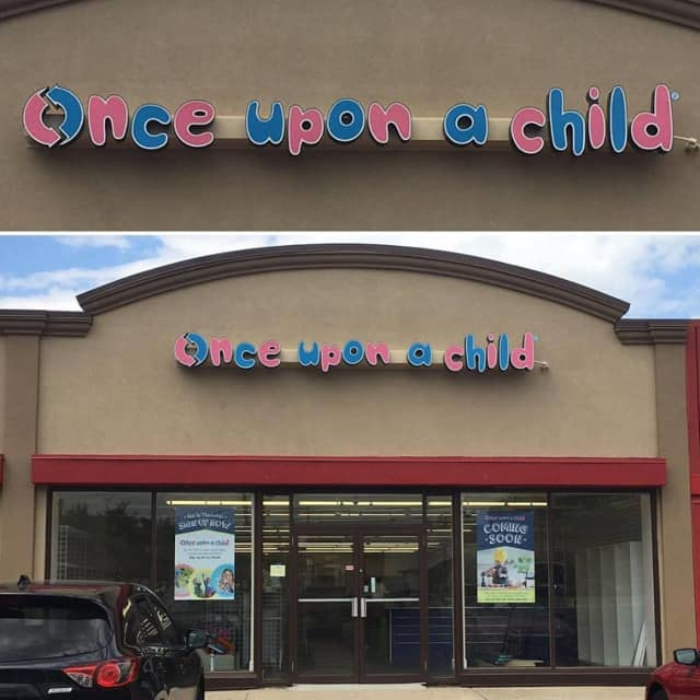 Once Upon A Child is opening in Paramus.