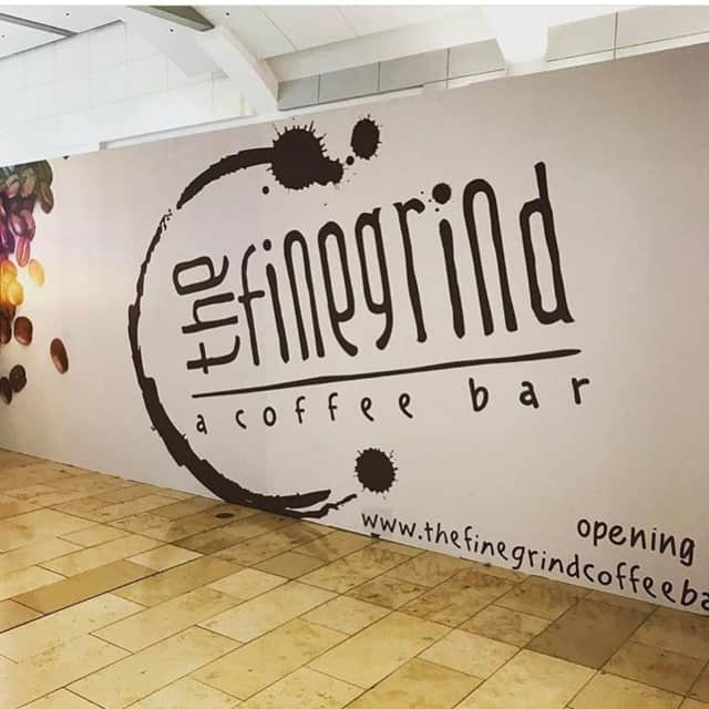 The Fine Grind is coming to Paramus.