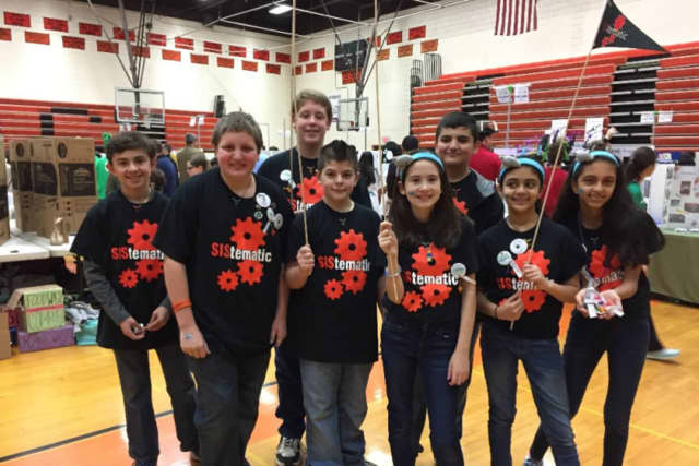 The  SIStematics, a robotics team at Shelton Intermediate School, is headed to the FIRST Lego League's World Championships in St Louis.