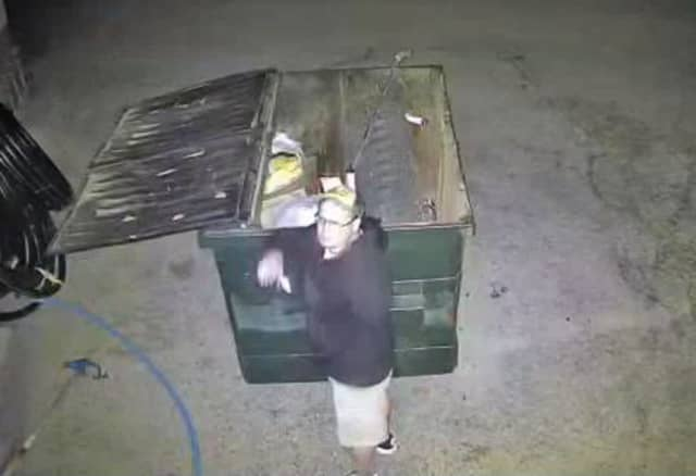 Know him? New York State Police are asking the public for help identifying a man who is a suspect in a commercial theft.