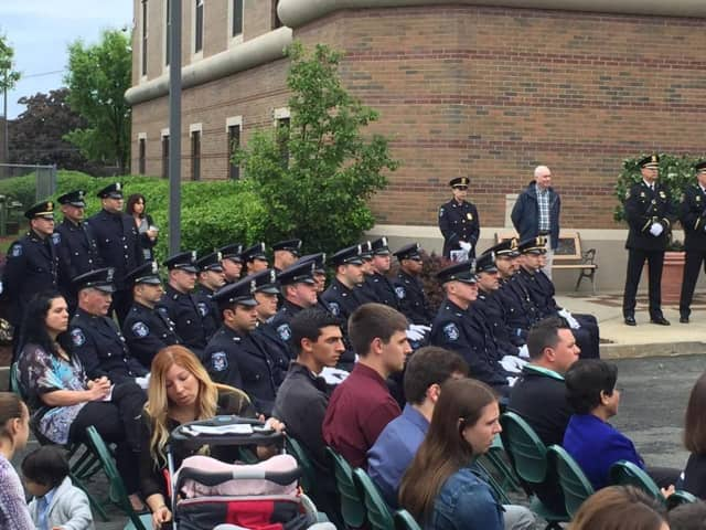 Residents are invited to the annual Clarkstown Police Department awards ceremony on Sunday.