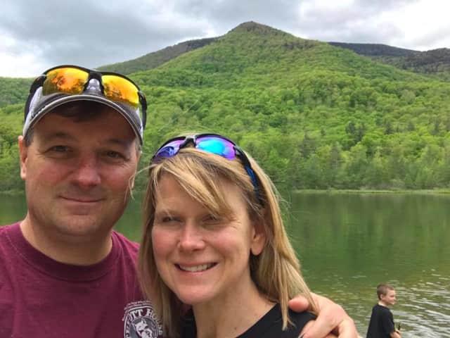 Craig Kunisch and wife Denise.