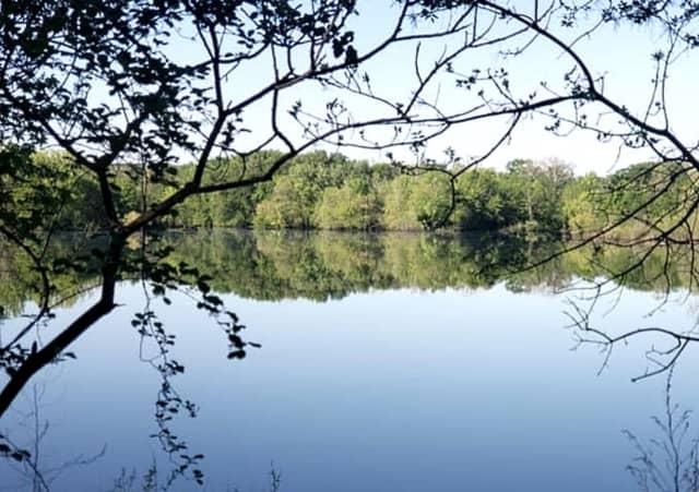 Dators Pond