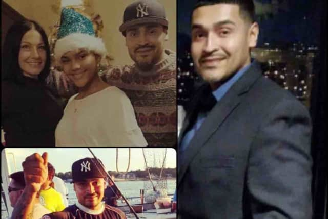 Yonkers resident Mario Basantes remains in the hospital in New Orleans.