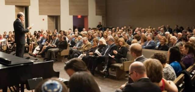There will be a community-wide Israel solidarity program Monday at Westchester Reform Temple in Scarsdale.
