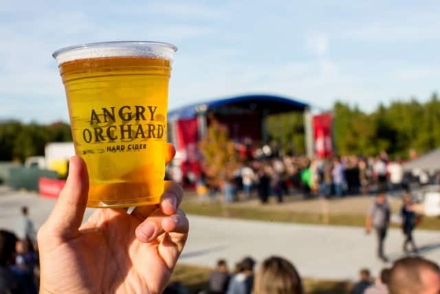 Get set for fall with Angry Orchard's Harvest Fest.