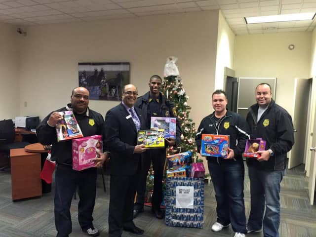 Ridgefield Local 330 has donated to Toys for Tots.