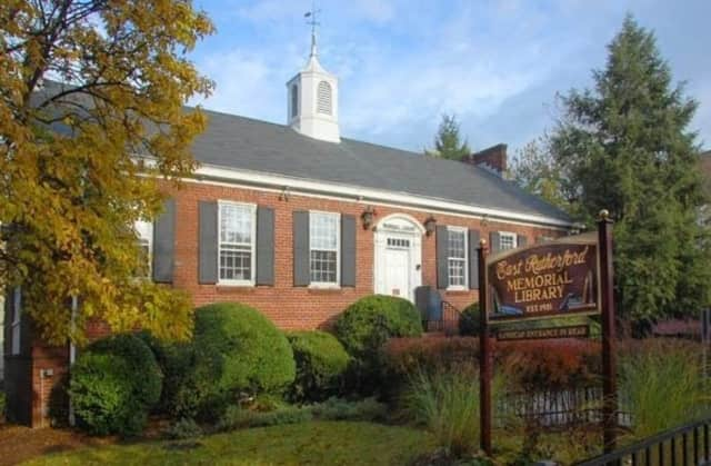 East Rutherford Memorial Library.