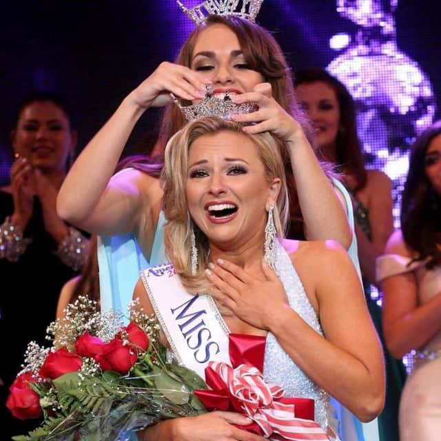 Miss New Jersey Kaitlyn Schoeffel.