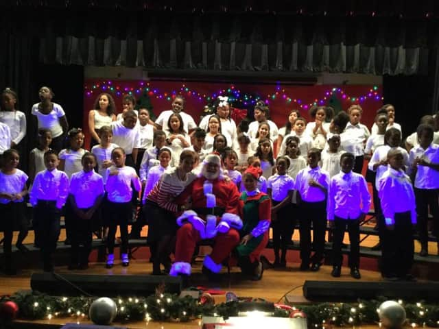 """Sights of the Season"" was the theme for Edward Williams School's 2016 Winter Concert. It was held on Wednesday, Dec. 16."